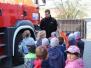 Spotkanie ze strażakami z KPPSP w Szydłowcu