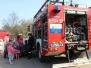 Strażacy OSP Jastrząb opowiedzieli przedszkolakom o swojej pracy