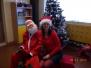 Świety Mikołaj przyniósł prezenty wszystkim grzecznym przedszkolakom