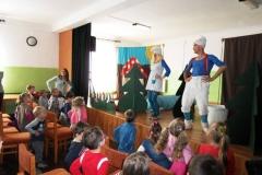 Galeria: Wycieczka do Centrum Integracji Środowiskowej w Jastrzębiu na spektakl